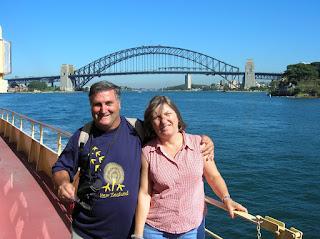 Harbour Bridge, Sidney, Sydney, Australia, vuelta al mundo, round the world, La vuelta al mundo de Asun y Ricardo