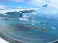 Vista aérea de Auckland, Nueva Zelanda, vuelta al mundo, round the world, La vuelta al mundo de Asun y Ricardo