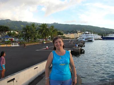 puerto de papeete,tahiti, polinesia francesa,vuelta al mundo, round the world, información viajes, consejos, fotos, guía, diario, excursiones