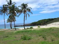 Playa de Anakena, Isla de Pascua, Easter Island, vuelta al mundo, round the world, La vuelta al mundo de Asun y Ricardo