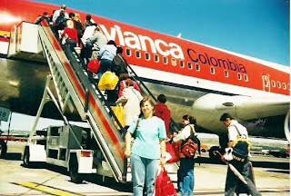boeing 767, avianca, vuelta al mundo, asun y ricardo, round the world