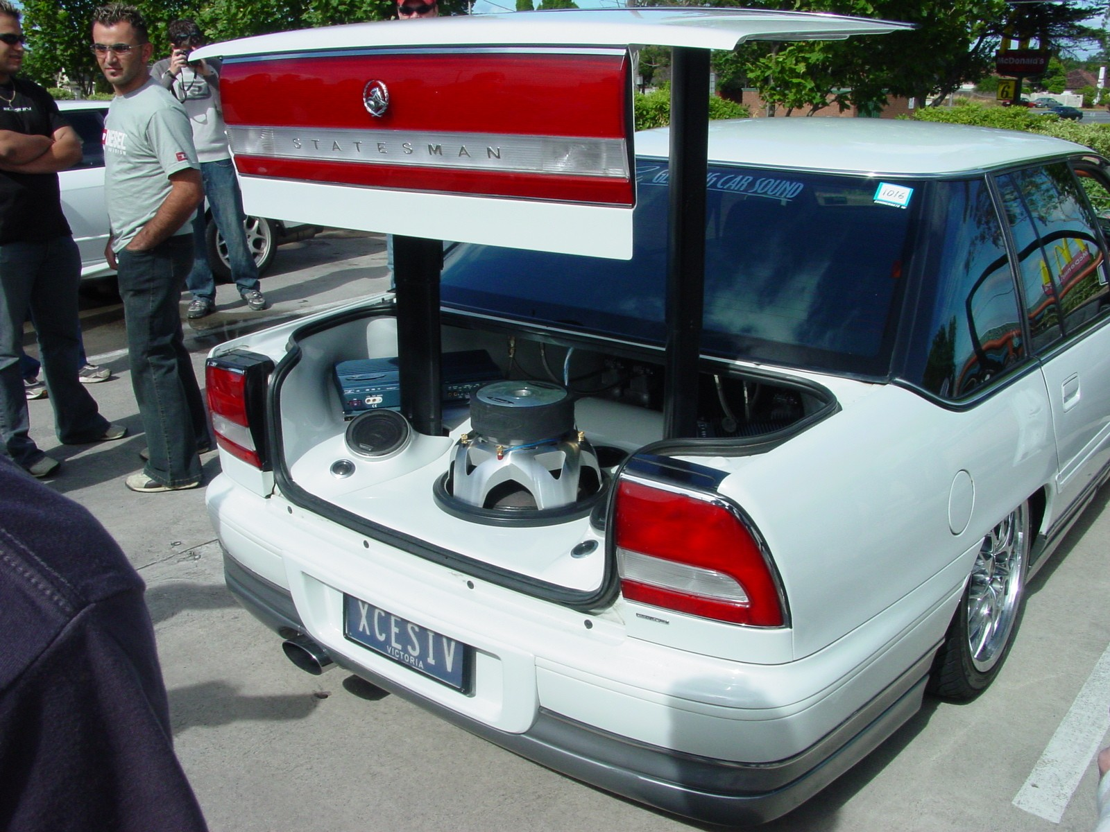 Car Speaker Modification: Tuning Audio Picture Gallery