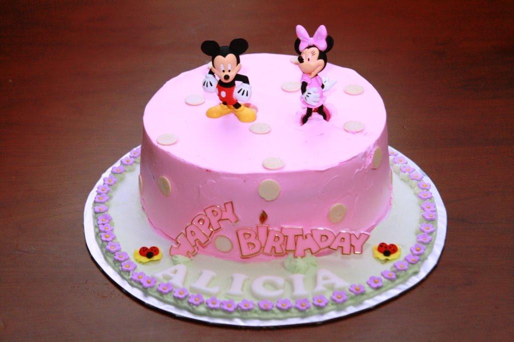 Haven Bakery Alicia Birthday Cake