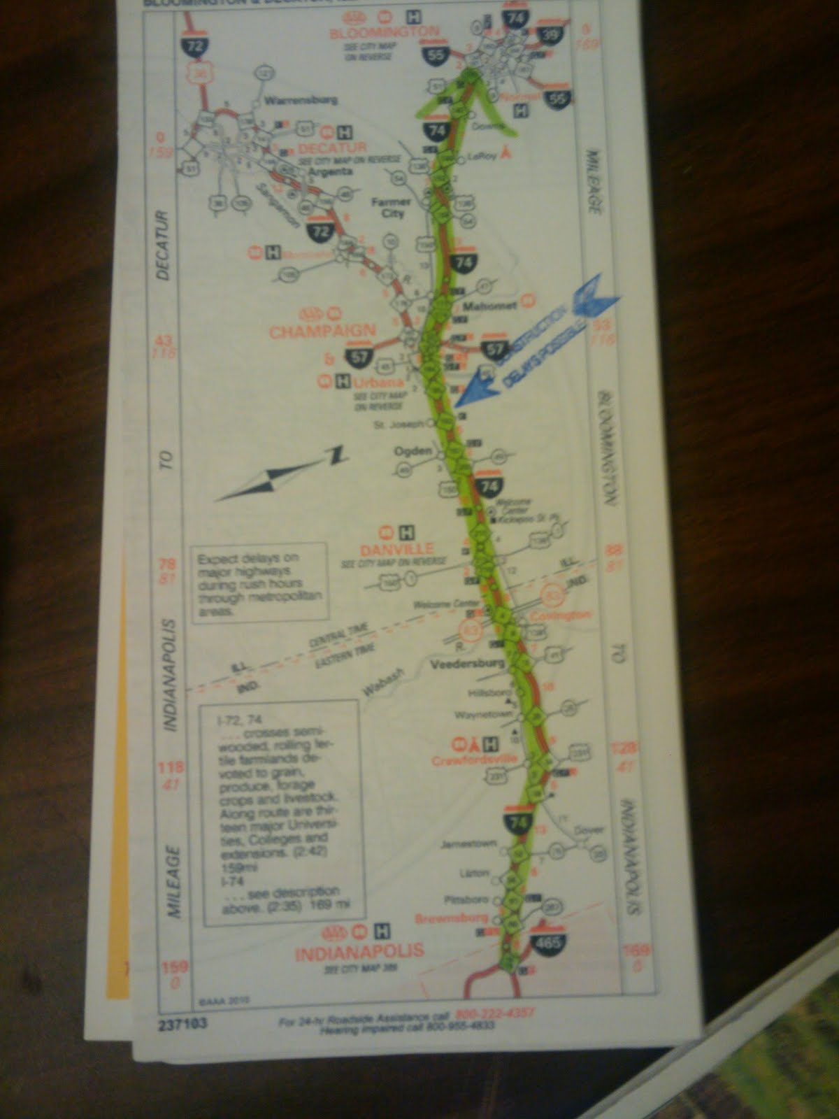 Dmv 6 Points >> The No-GPS Road Trip - Slashdot