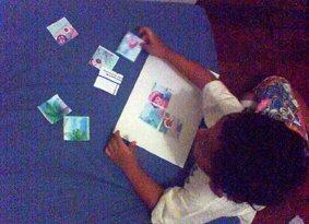 Dora dan Diego Puzzle