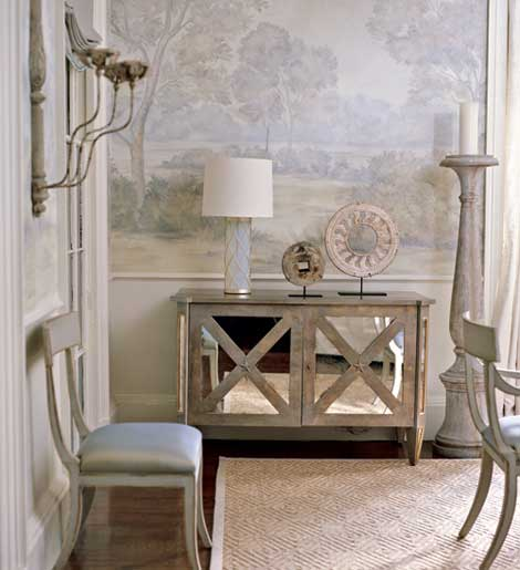 Mirror Room: Room To Inspire: I Still Love Mirrored Furniture