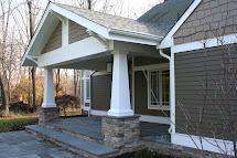 Architecture Craftsman Porch