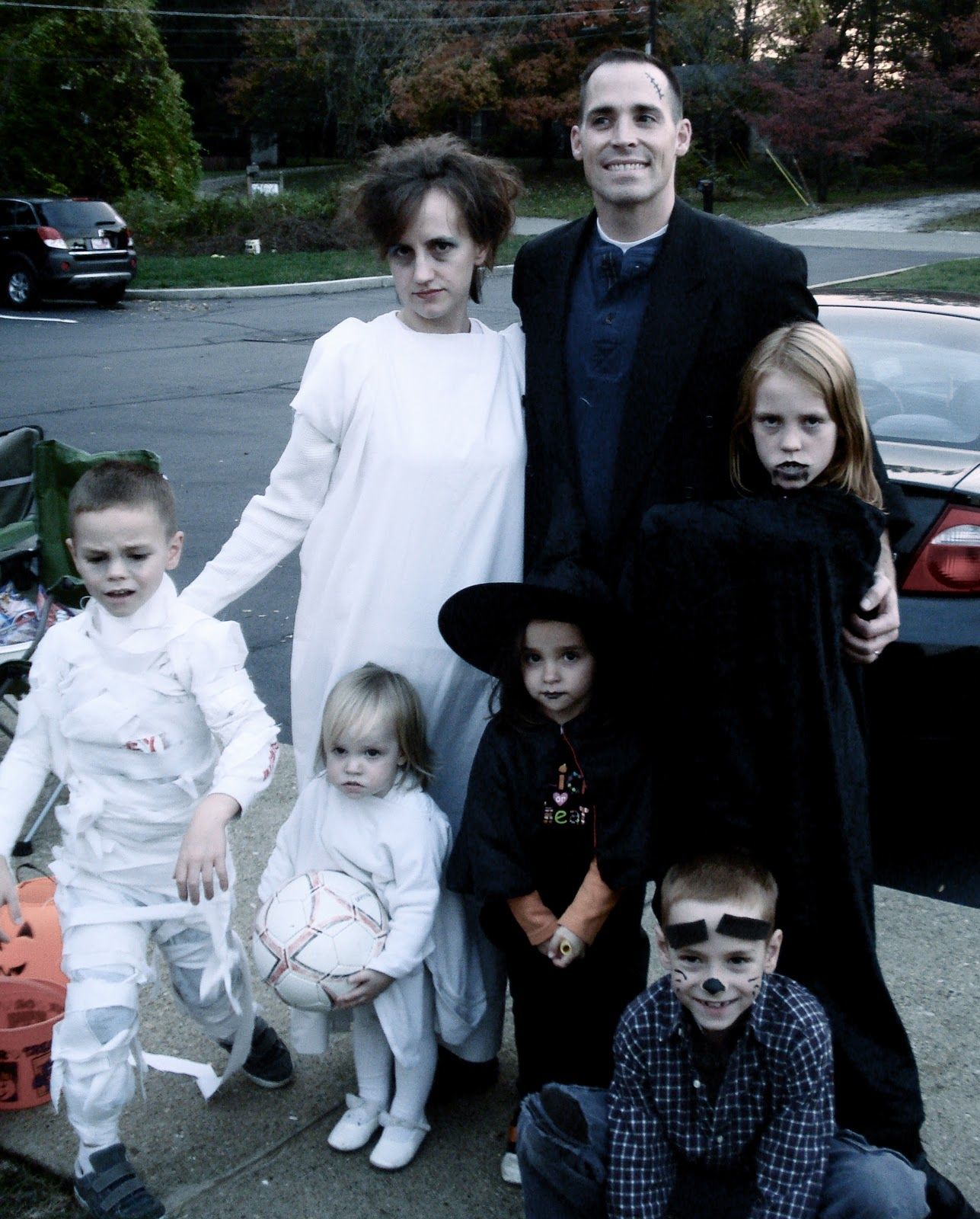 Supercruzes Trunk Or Treat Trick Or Treat Outdoor Movie