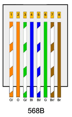 568b jack wiring diagram