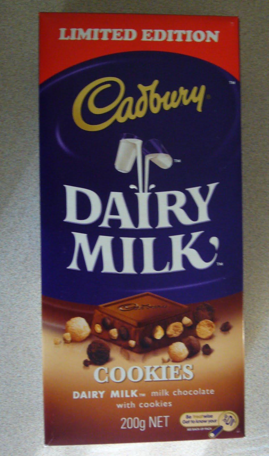Food Obsession Cookies Cream No Its Cookies Cadbury