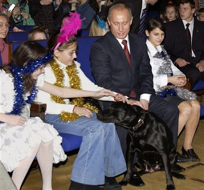 Putin's dog