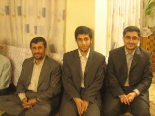 Ahmadinejad David hebat