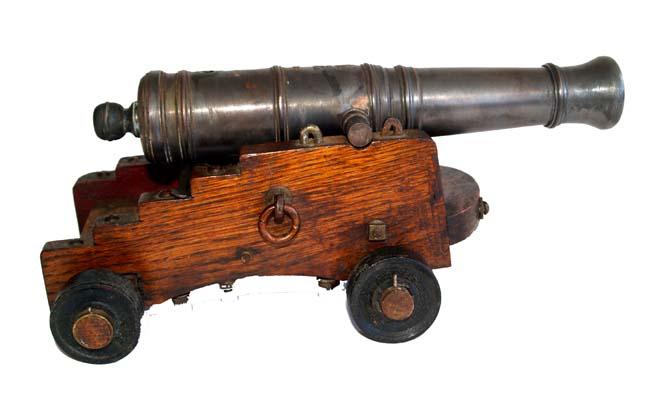 Design Context: Cannons