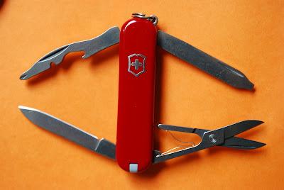 Victorinox Swiss Rambler Red Knife Sku 0 6363 Price In