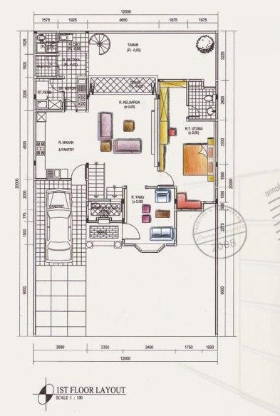 Image Result For Desain Ruang Dapur Sederhana