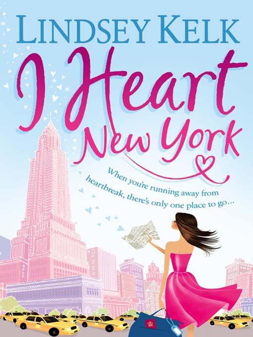 Dot Scribbles: Book Review: I Heart New York By Lindsey Kelk