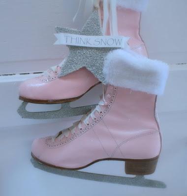 cherished*vintage: Think Snow...