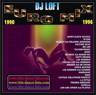 90s hits and mixes: April 2010