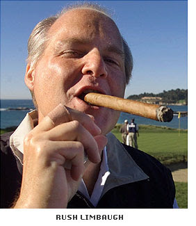 Speaker of the GOP Rush Limbaugh