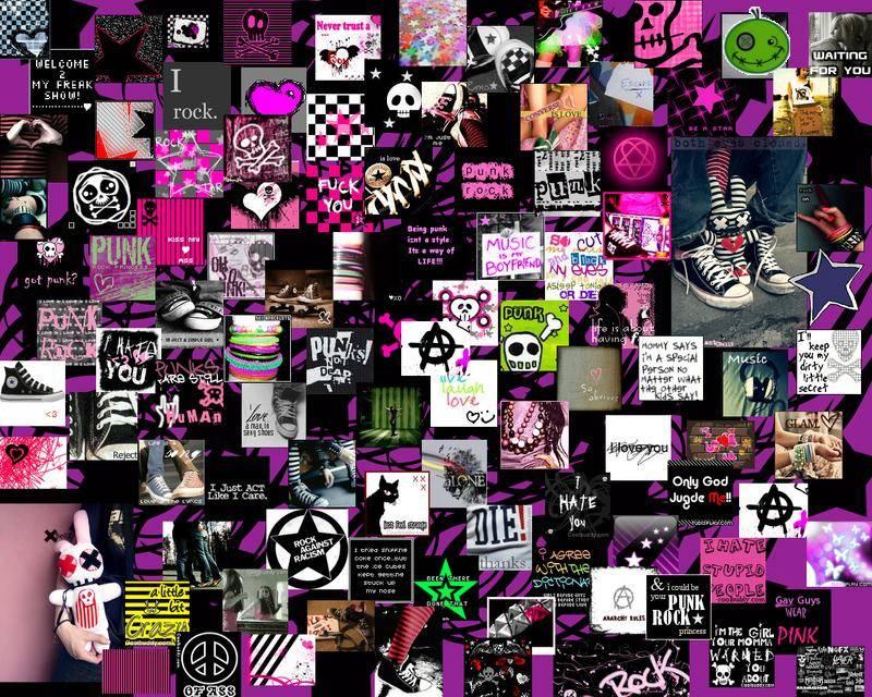 Wallpaper Emo Girl Style Soy Emo Y Que