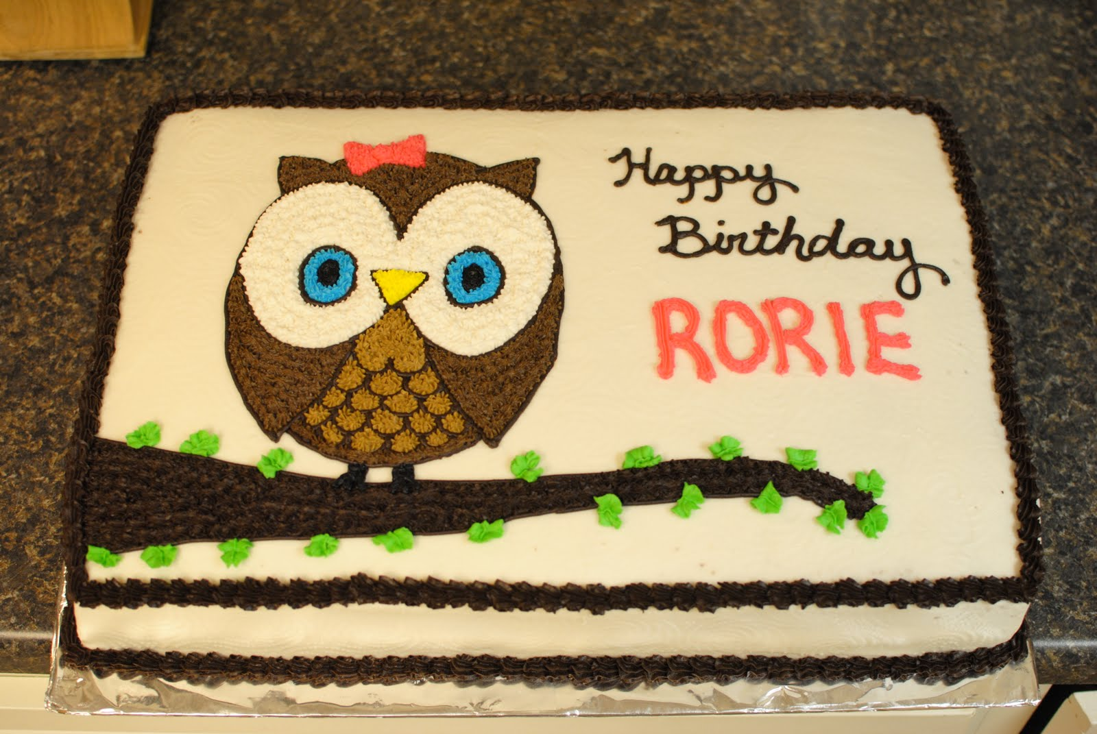 Excellent Owl Give You Some Cake Tips Inside Brucrew Life Funny Birthday Cards Online Drosicarndamsfinfo