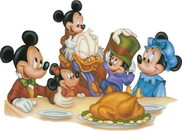 Blue Sky Disney: Giving Thanks...