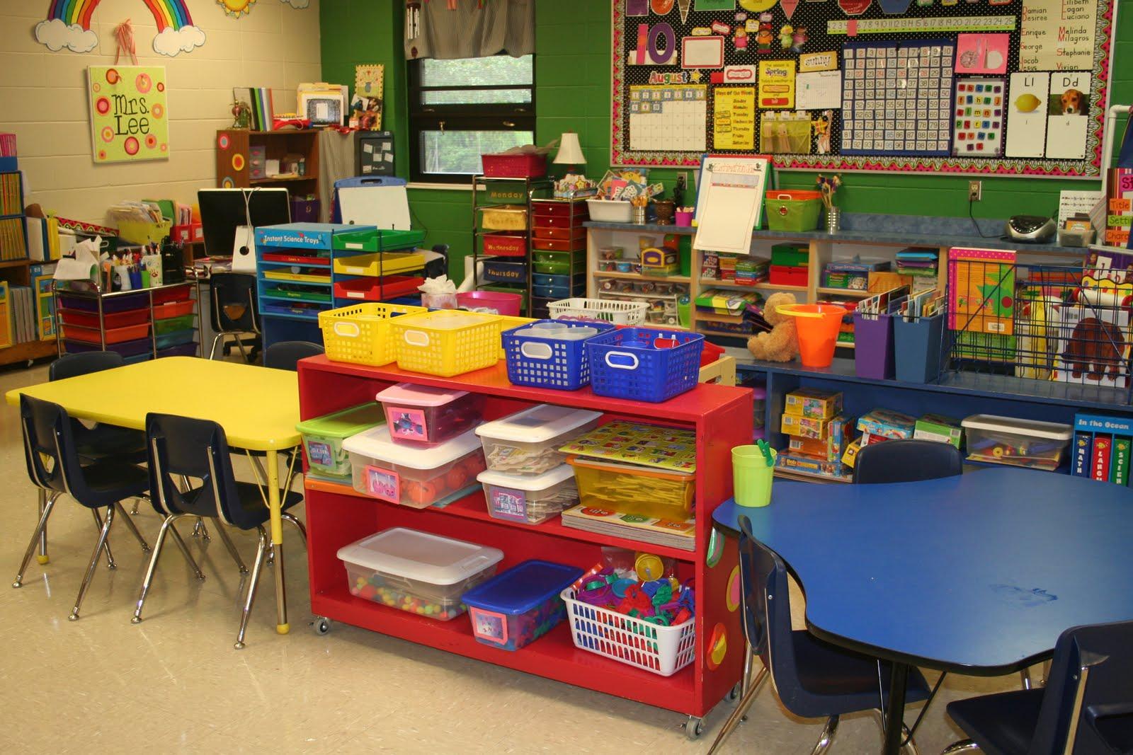 Mrs Lee S Kindergarten My Classroom