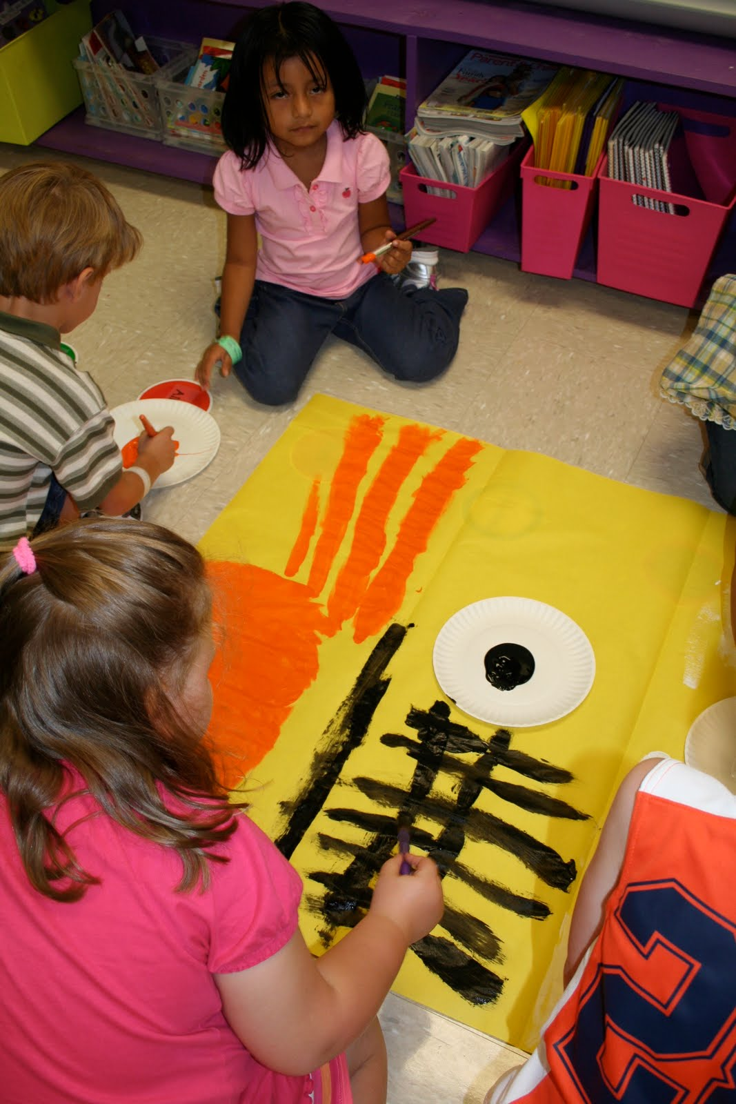 Mrs Lee S Kindergarten Brown Bear Brown Bear Activities
