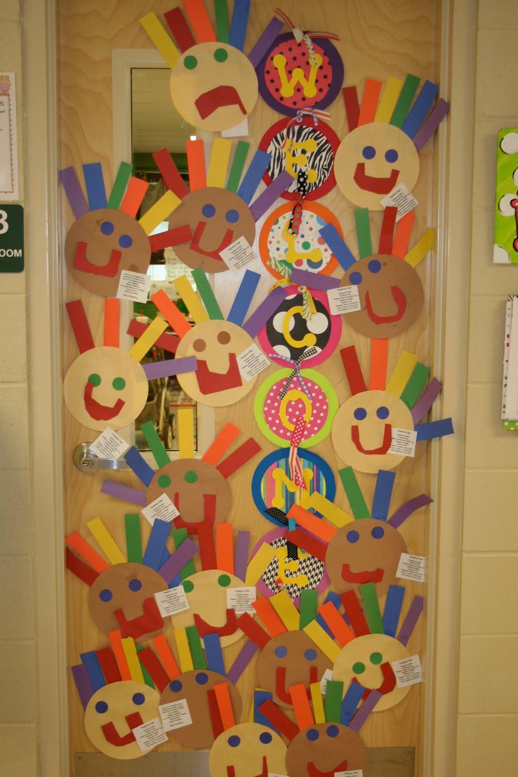 Mrs Lee S Kindergarten Rainbow Day