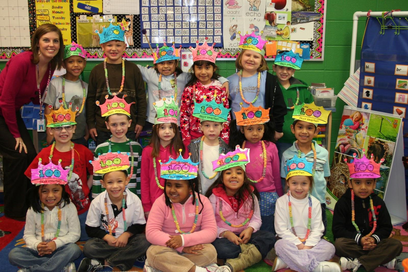 Mrs Lee S Kindergarten Hip Hip Hooray It Is The 100th Day