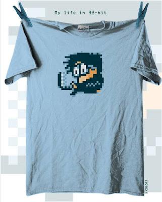 La camiseta que me define
