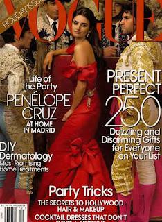 María León nos habla de Vogue
