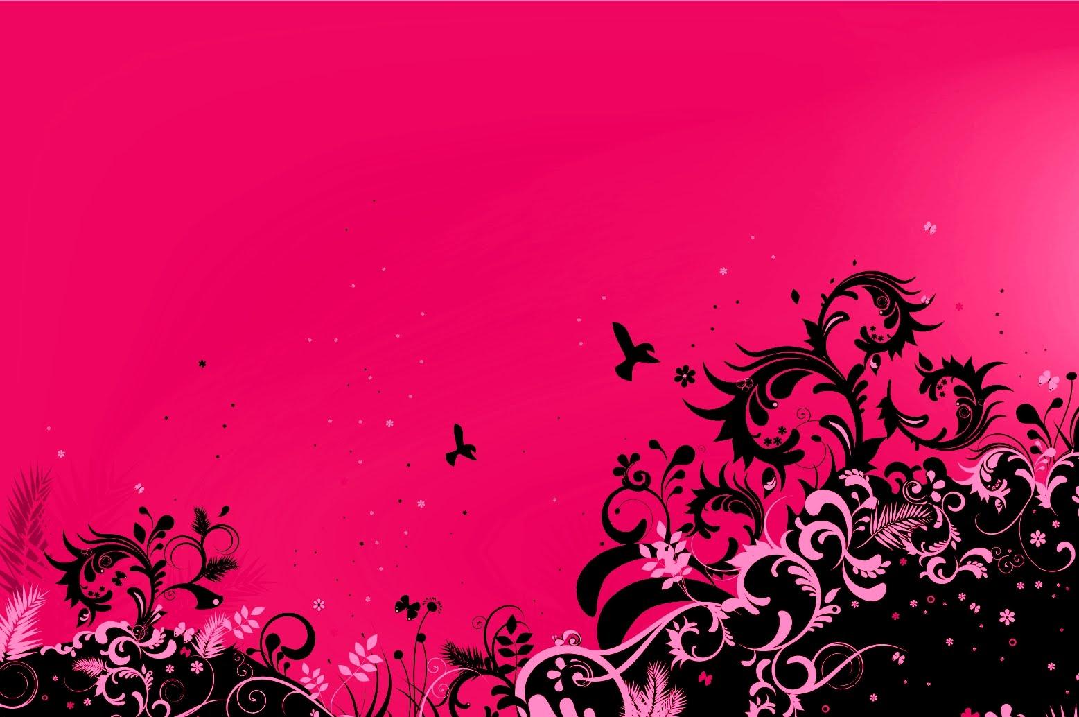 [49+] Cute Pink Heart Wallpaper on WallpaperSafari |Black And Pink Wallpaper Design