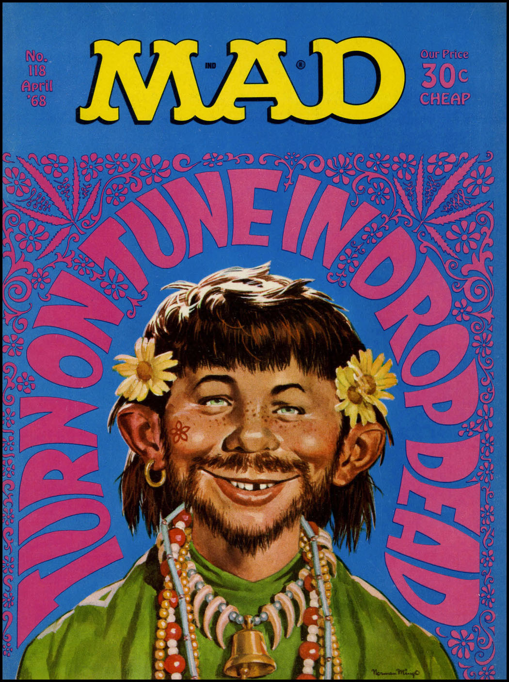 The Pictorial Arts: Mad for Mingo