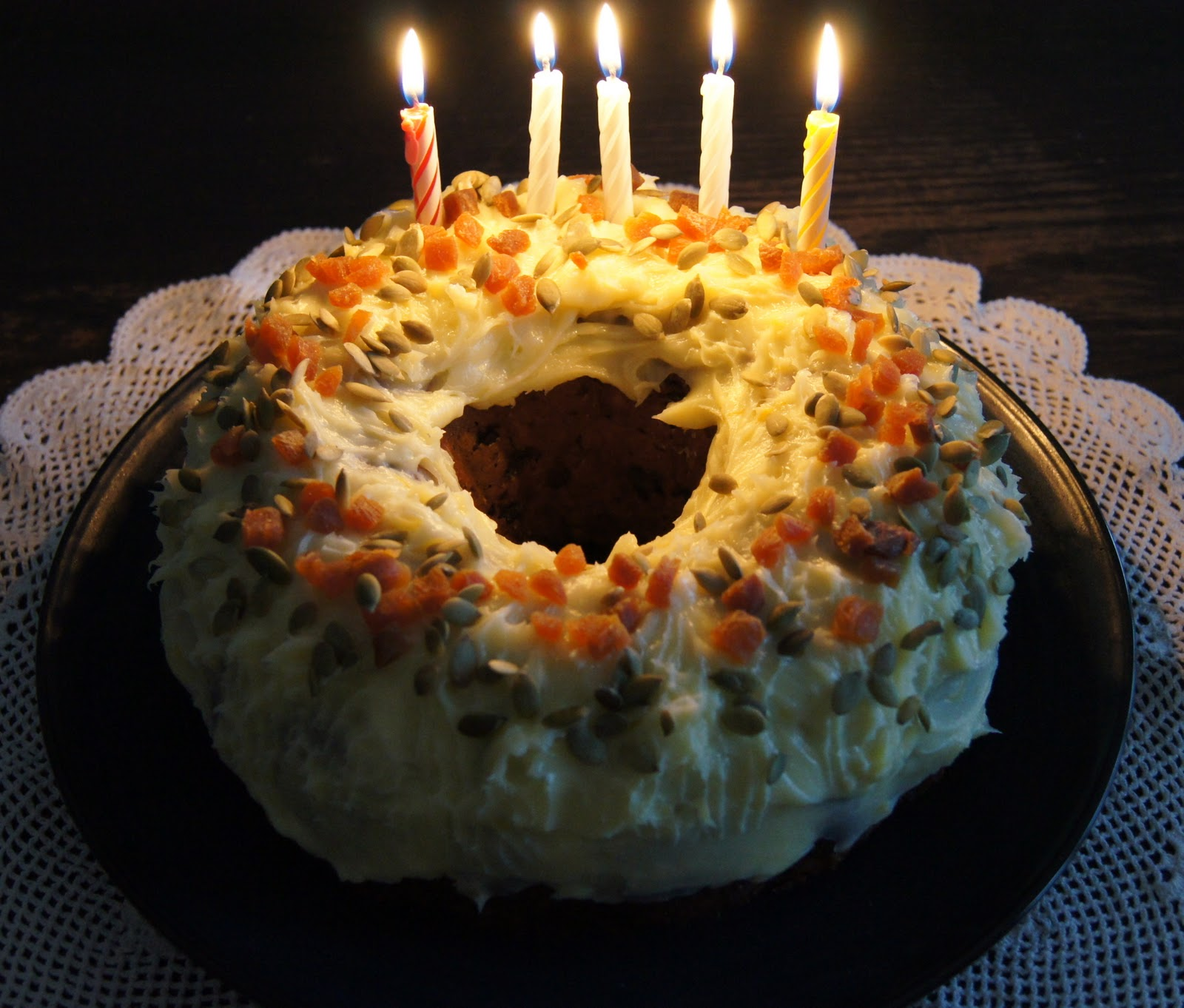 SberryMum: Healthy Birthday Cake