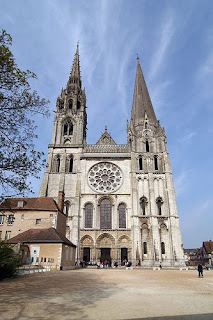 CHARTRES CATHEDRAL: FRANCE | TOUR THE WORLD