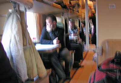 From Russia with Love: To Moscow by Train