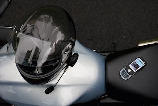 Parrot SK4000 oferece Bluetooth pra quem gosta de Motos!