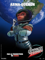 Arma-Guenon - Space Chimps