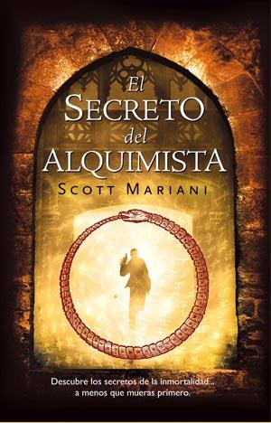 El secreto del alquimista – Scott Mariani