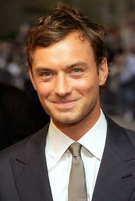 Woman And Men Hair Style Jude Law S Cool Hairstyles