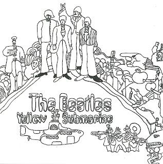 Downtown Doodler's Doodles: Yellow Submarine