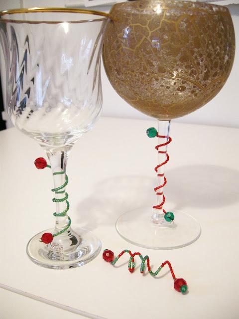 Loftee Ideas Super Cheap Easy Wine Glass Charms
