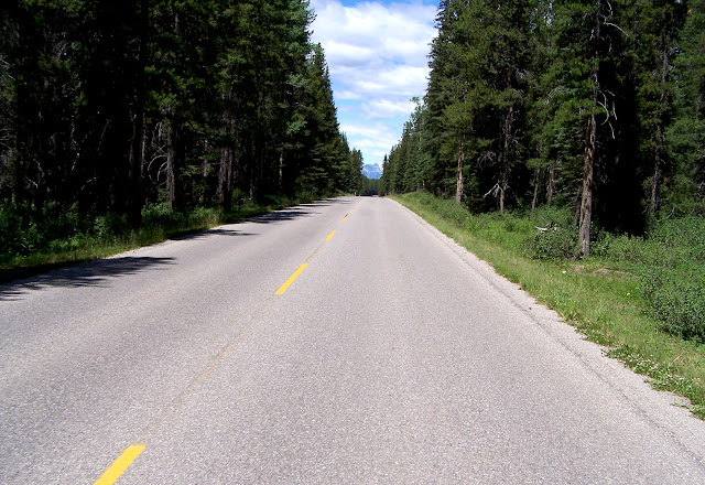 Inspiration Shot, Banff, Canada, Road to nowhere, Rocky Mountains, Alberta, Summer in Banff, Hidden images