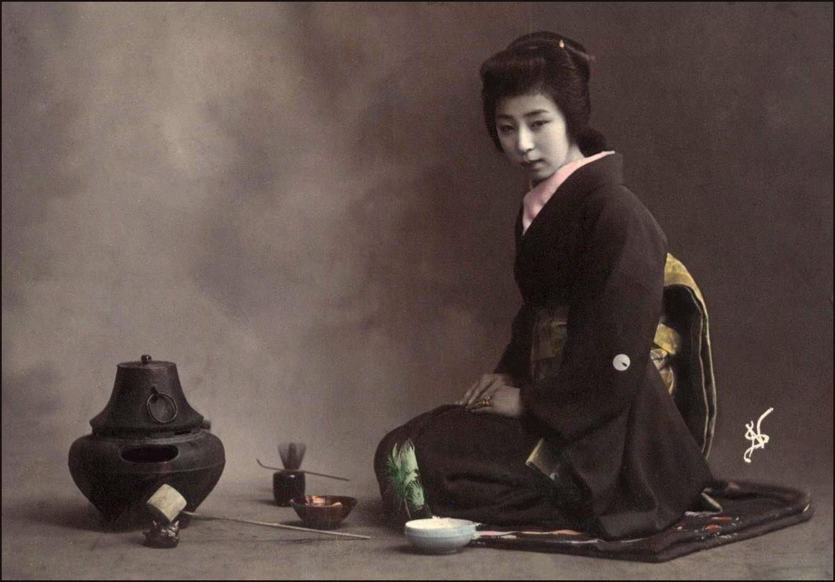 The Tea Taster Japanese Tea Ceremony Photos