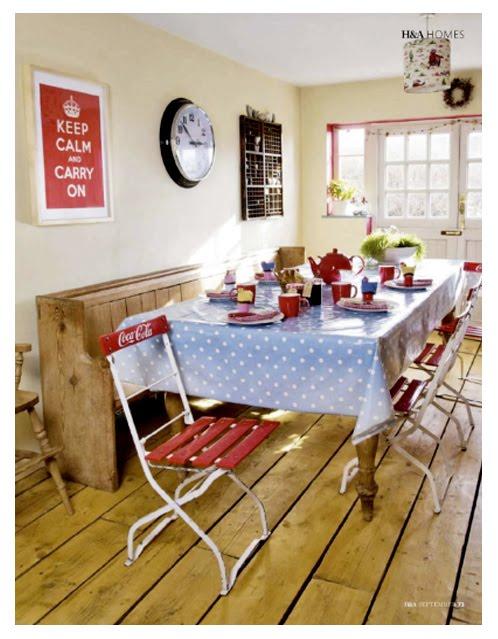 Una casa de campo encantadora A charming country house