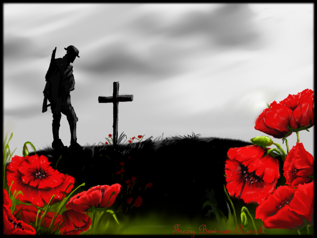 Remembrance Day Poppy Canada