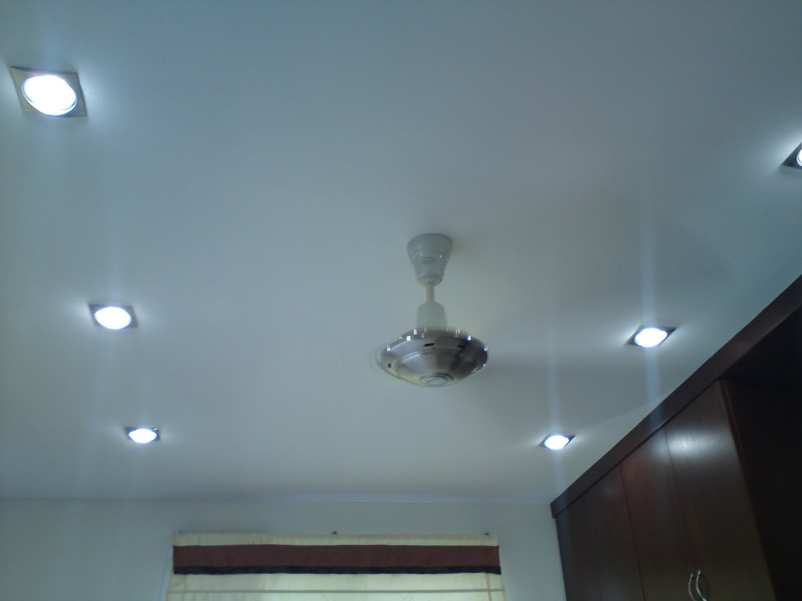 Lampu Siling Ruang Tamu  Desainrumahidcom
