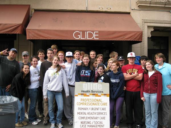 Glide Soup Kitchen San Francisco