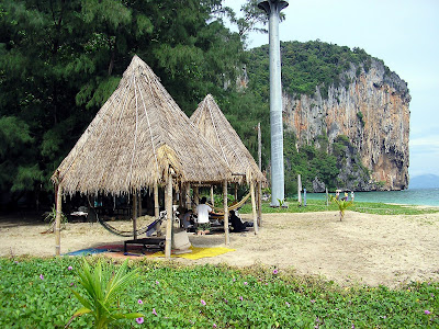 A neat house for opportunity travellers together with those seeking a novel set bestthailandbeaches: Ko Lao Liang